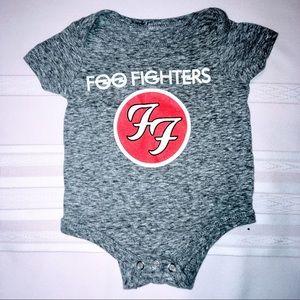 Foo fighters onesie